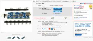 eBay produkt